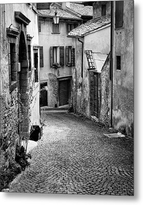 Asolo Metal Print by William Beuther