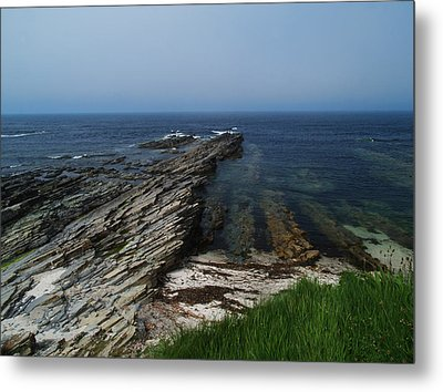 At Birsay Metal Print by Steve Watson