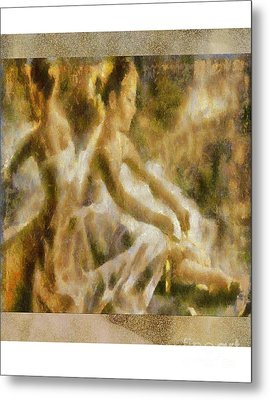 At Rest Metal Print by Yanni Theodorou