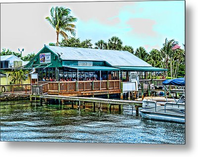 At The Riverside On Mothers Day 2112 Metal Print by Frank Feliciano