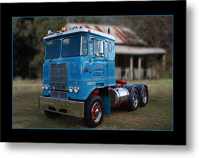 Metal Print featuring the photograph Atkinson Prime Mover by Keith Hawley