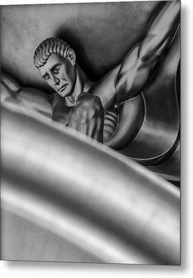 Atlas Metal Print by Gary Warnimont