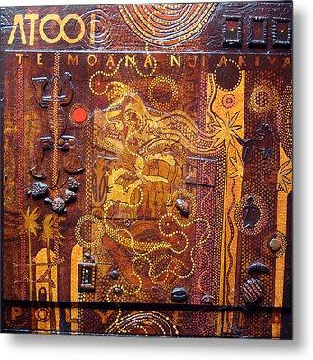 Atooi Dreaming Metal Print by Derek Glaskin