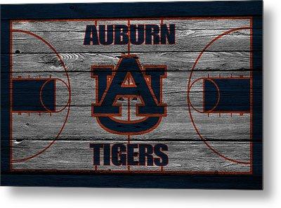 Auburn Tigers Metal Print by Joe Hamilton