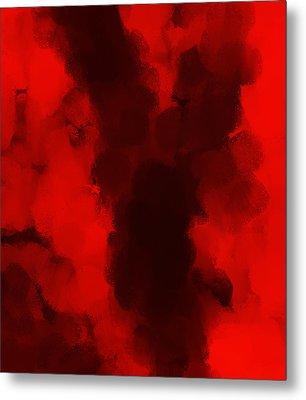 Auction M B M 177 Metal Print by Sir Josef - Social Critic -  Maha Art