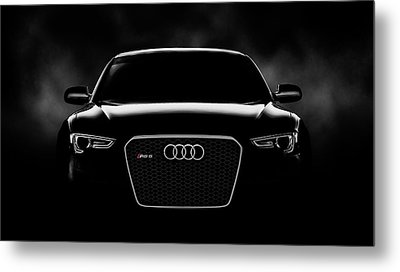Audi Rs5 Metal Print by Douglas Pittman