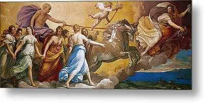 Aurora Metal Print by Guido Reni