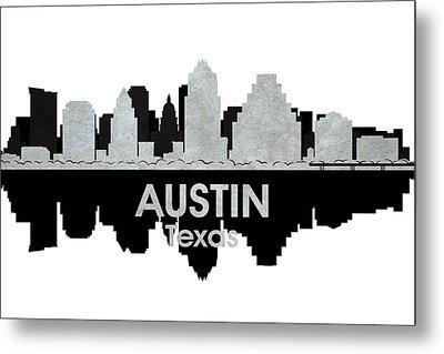 Austin Tx 4 Metal Print by Angelina Vick