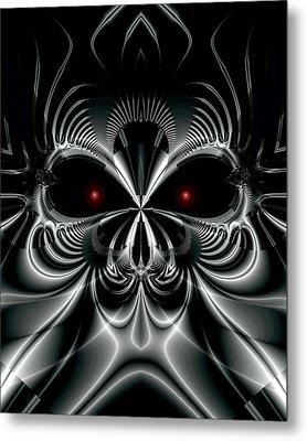 Automaton Metal Print by Kevin Trow