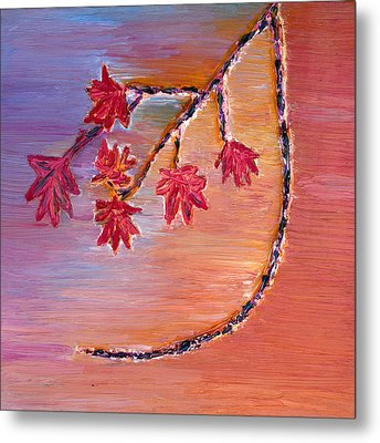 Autumn Colors Metal Print by Vadim Levin
