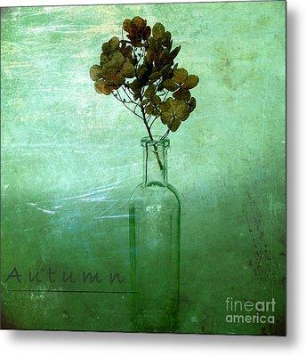 Autumn Metal Print by Elena Nosyreva