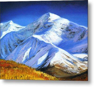 Autumn In The Mountains Metal Print by Tatyana Myasnikova
