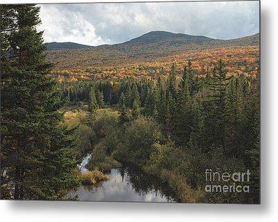 Autumn - White Mountains New Hampshire Metal Print by Erin Paul Donovan