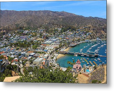 Avalon Metal Print by Kevin Ashley