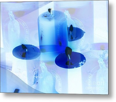 Ave Maria 2 - Reunion Island - Indian Ocean Metal Print by Francoise Leandre