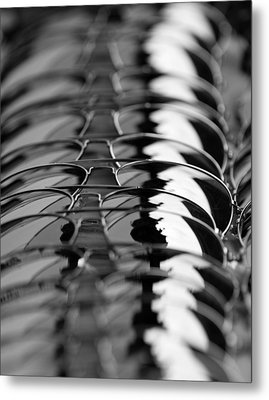 Metal Print featuring the photograph Aviators by Erin Kohlenberg