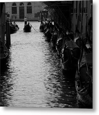 Away - Venice Metal Print