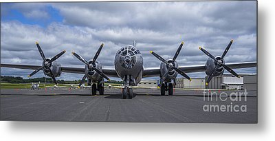B29  Superfortress Metal Print