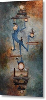 Balance Metal Print by Lorraine Ulen