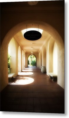 Balboa Park  Metal Print by Hugh Smith