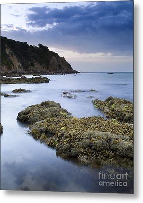 Balcombe Point Mount Martha Metal Print by Tim Hester