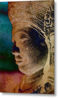 Balinese 3 Metal Print by WB Johnston