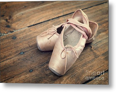 Ballerina Metal Print by Delphimages Photo Creations