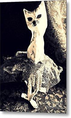Ballerina Metal Print by Sarah Loft