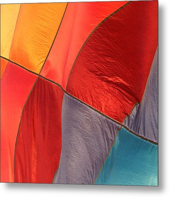 Balloon Colors Metal Print by Art Block Collections