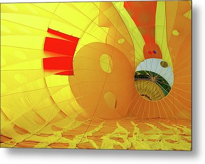 Metal Print featuring the photograph Balloon Fantasy 6 by Allen Beatty