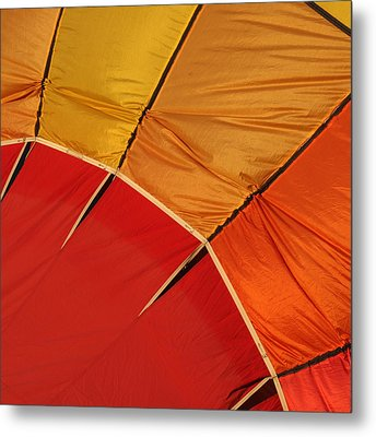 Balloon Fest Metal Print by Art Block Collections