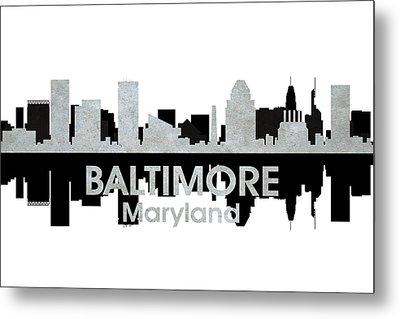 Baltimore Md 4 Metal Print by Angelina Vick
