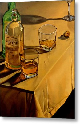 Balvenie Scotch Metal Print