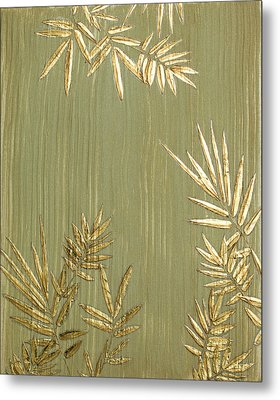 Bamboozled Metal Print by Katie Fitzgerald