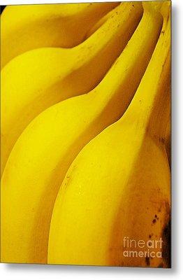 Bananas Metal Print by Sarah Loft
