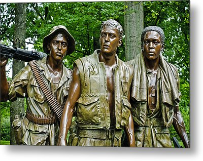 Band Of Brothers Metal Print