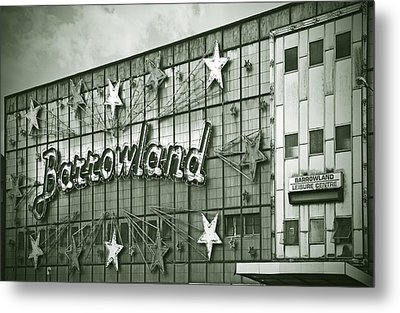 Barrowland Glasgow Metal Print by Liz Leyden