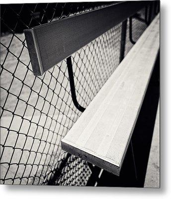 Baseball Field 10 Metal Print