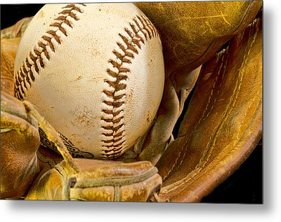 Baseball Has Been Very Good To Me Metal Print by Don Schwartz