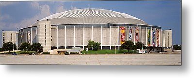 Baseball Stadium, Houston Astrodome Metal Print