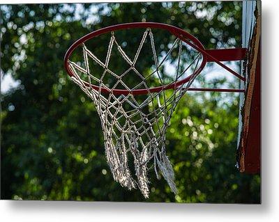 Basket - Featured 3 Metal Print by Alexander Senin