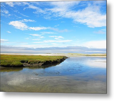 Bass Hole II Metal Print
