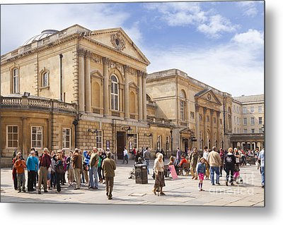 Bath Somerset Metal Print by Colin and Linda McKie