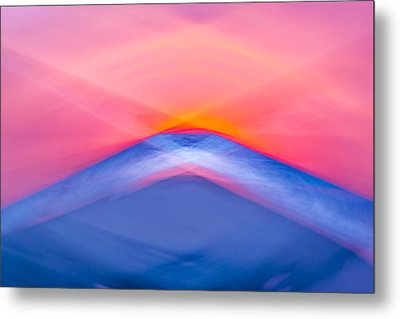 Bathing Corp Sunrise 5 Metal Print by Ryan Moore