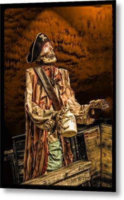 Battle Of The Drunken Pirates Metal Print by LeeAnn McLaneGoetz McLaneGoetzStudioLLCcom