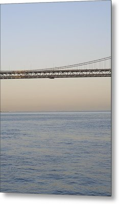 Bay Bridge Metal Print