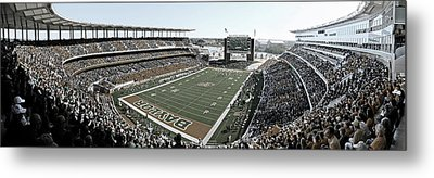 Baylor Gameday No 4 Metal Print