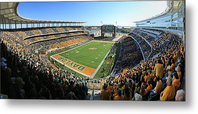 Baylor Gameday No 5 Metal Print