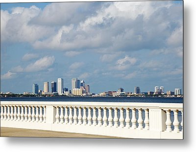 Bayshore Metal Print by Aimee L Maher Photography and Art Visit ALMGallerydotcom