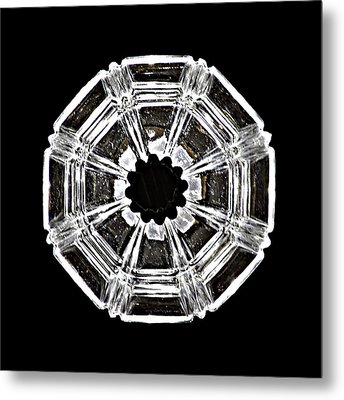 Bcpa Abstract Metal Print by Jim Finch